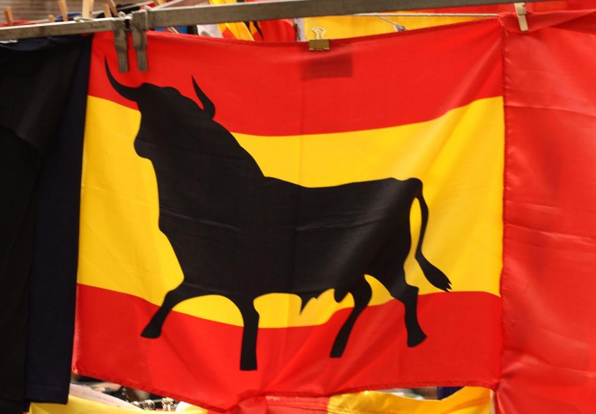 Bull Flag Spain