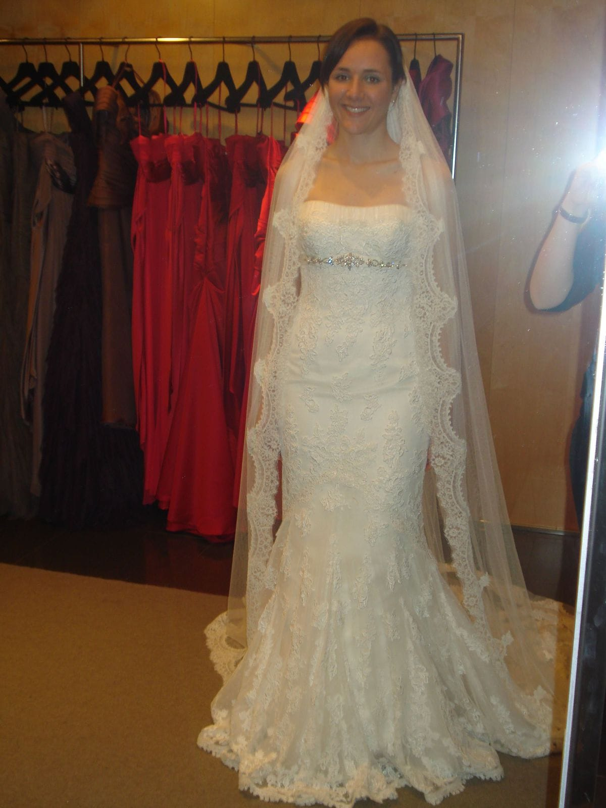 buying my wedding dress in spain - an insider's spain travel blog